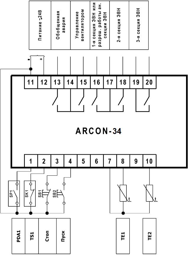 Arcon 4 инструкция - фото 3
